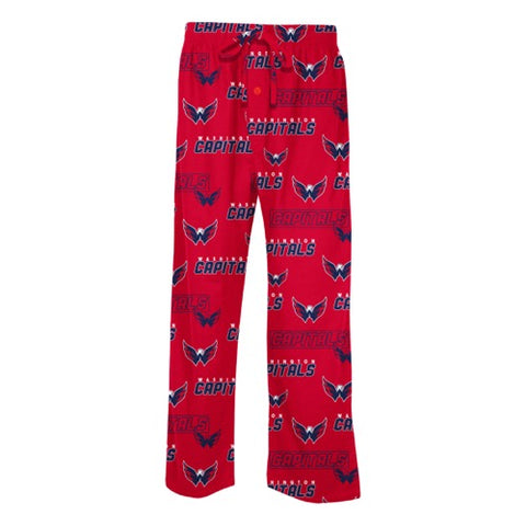 Washington Capitals Mens Slide AOP Knit Pants