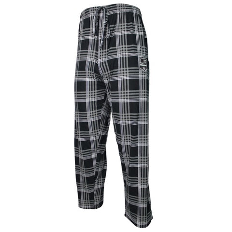 Los Angeles Kings Playoff Mens Plaid Knit Pants