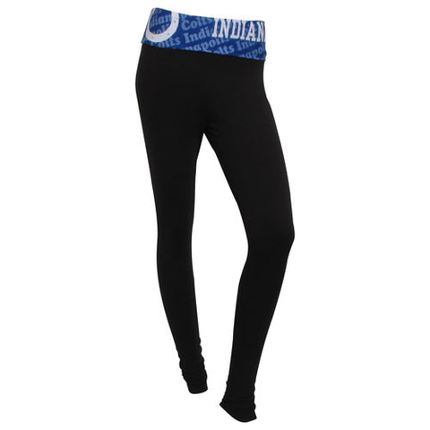 Indianapolis Colts Cameo Ladies Leggings