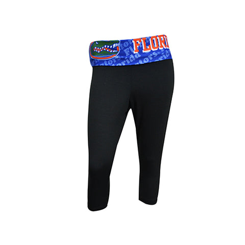 University of Florida Gators Cameo Ladies Capris
