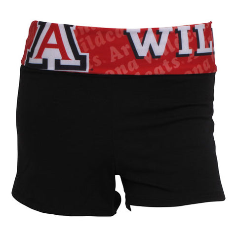 University of Arizona Wildcats Cameo Ladies Shorts