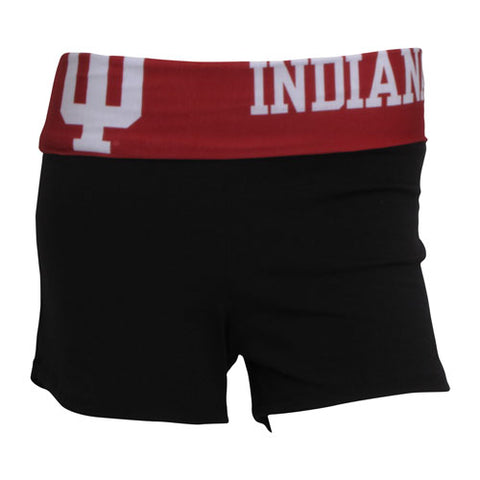 Indiana University Hoosiers Cameo Ladies Shorts