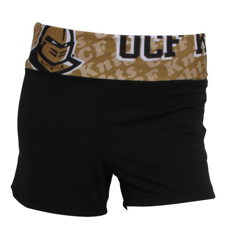 University of Central Florida (UCF) Knights Cameo Ladies Shorts