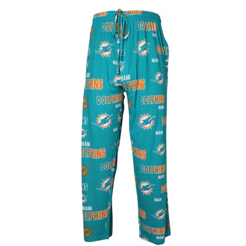 Miami Dolphins Sweep Mens Printed Knit Pants