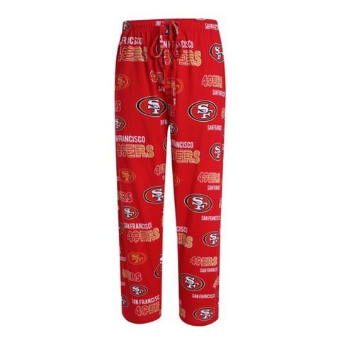 San Francisco 49ers Sweep Mens Printed Knit Pants