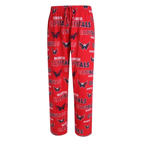 Washington Capitals Sweep Mens Printed Knit Pants