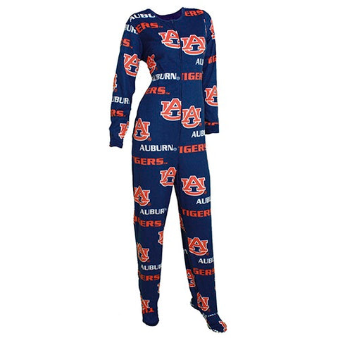 Auburn Tigers FACADE LADIES' UNION SUIT