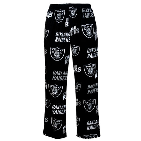 Oakland Raiders Wildcard Mens AOP Microfleece Pants
