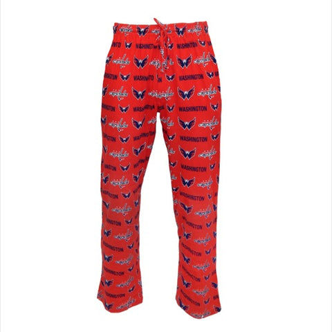 Washington Capitals Barrier Mens Printed Knit Pants