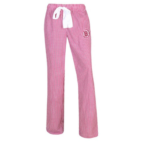 Boston Bruins Tradition Ladies Woven Pants
