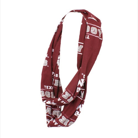 Texas A&M Aggies Infinity Scarf