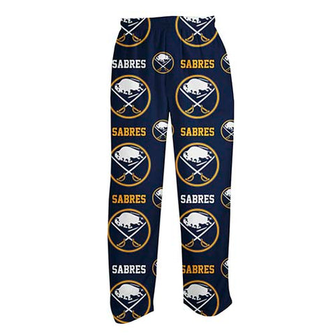 Buffalo Sabres Highlight Mens AOP Microfleece Pants