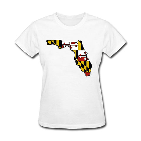 Florida w/ Maryland LOVE Inside Tee