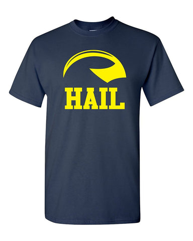 "University of Michigan ""HAIL"" Tee"