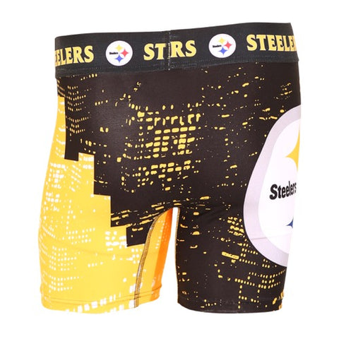 Pittsburgh Steelers Skyline Boxer Brief
