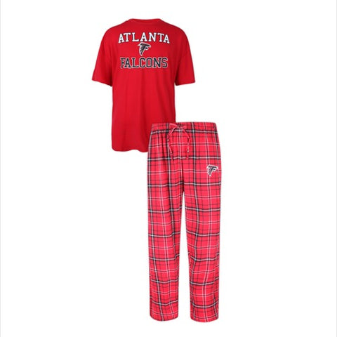 Atlanta Falcons Halftime Men's Pant and Top Set