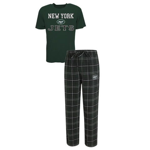 NY Jets Halftime Men's Pant and Top Set