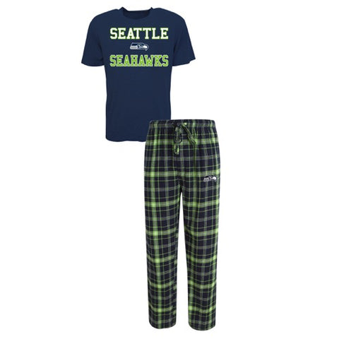 Seattle Seahawks Halftime Men's Pant and Top Set