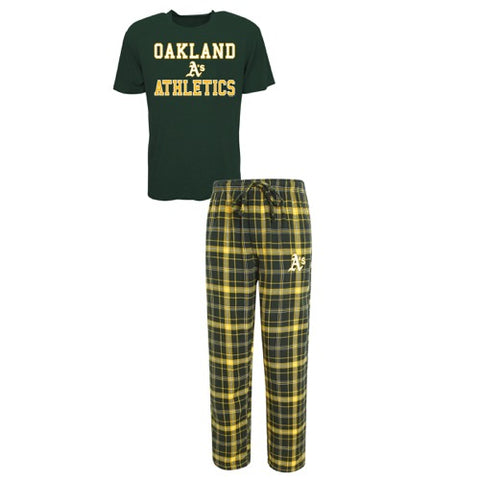 Oakland A's Halftime Men's Pant and Top Set