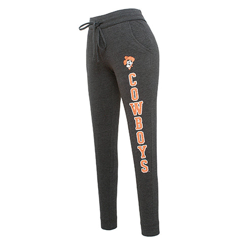 Oklahoma State Cowboys Home Field Ladies French Terry Pants
