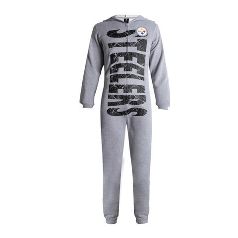 Pittsburgh Steelers Fandom Unisex Fleece Union Suit