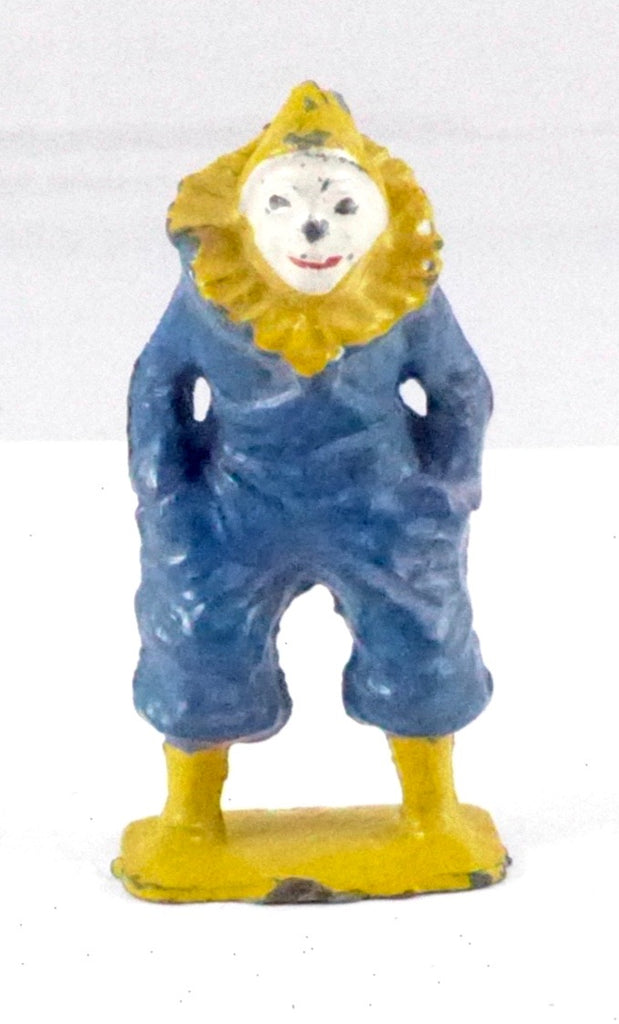 Charbens laughing clown blue/yellow
