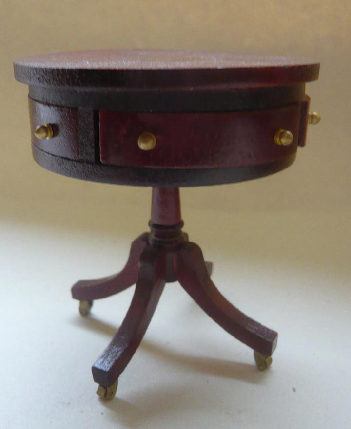 dolls house drum table