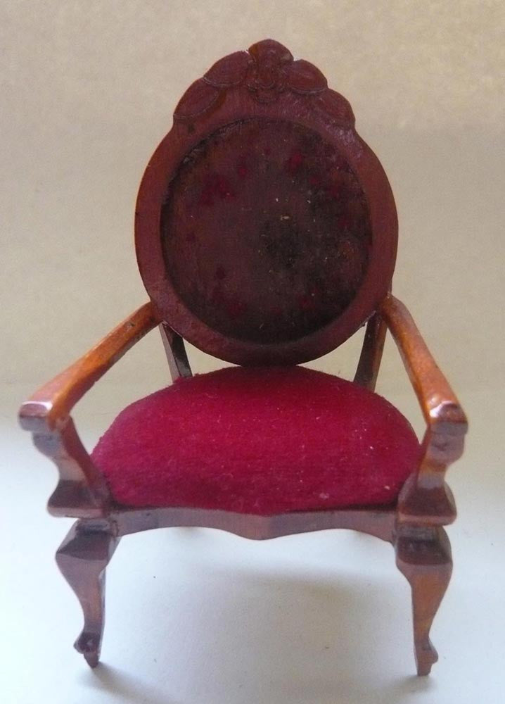 dolls house dining room chair
