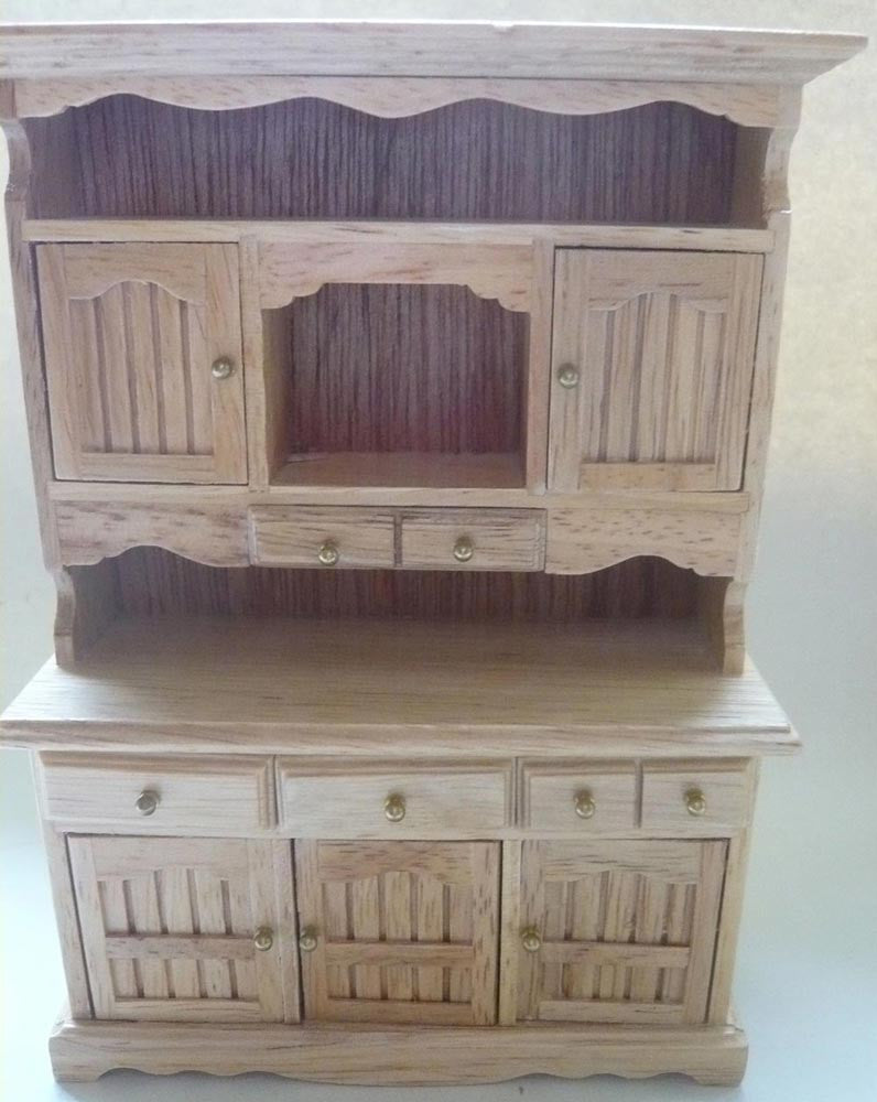 dolls house country dresser