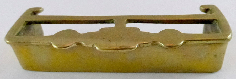 dollhouse brass fender