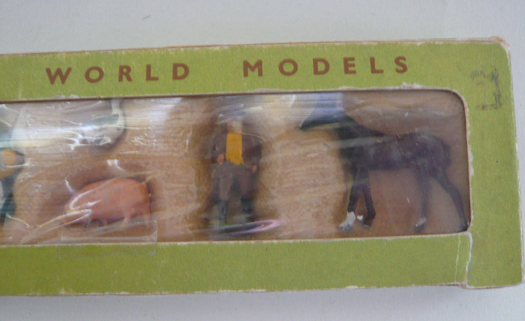 Britains Lilliput World Models boxed set
