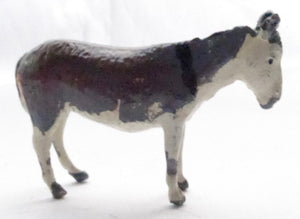 Britains donkey standing