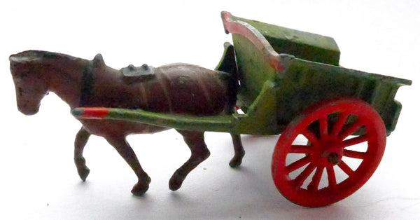 Britains Lilliput horse and cart