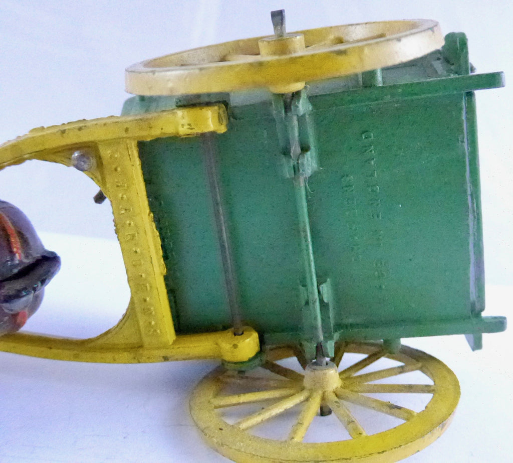 Charbens horse-drawn tip cart