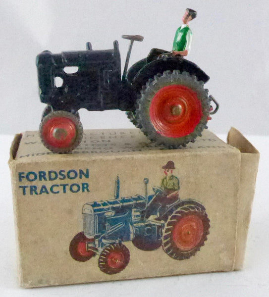 Britains Lilliput boxed 00 gauge Fordson tractor