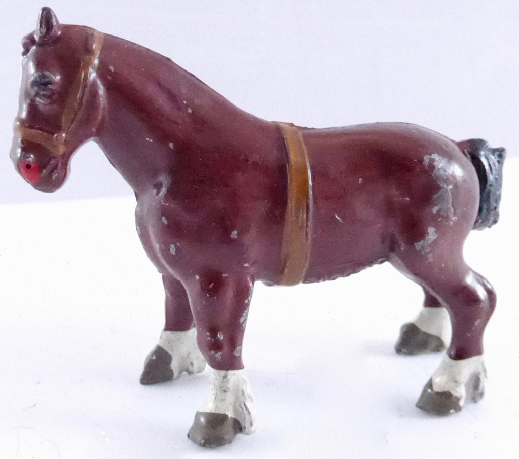 Britains shire horse, brown