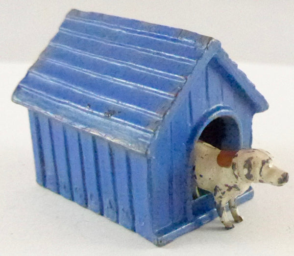 F G Taylor dog kennel and dog