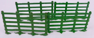 Johillco picket fence, set of four