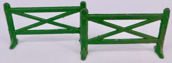Johillco small fence, set of two