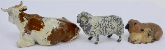 Britains Farm picture pack - cow and sheep
