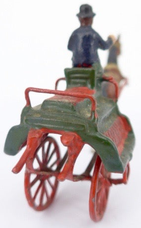 Heyde Irish jaunting cart
