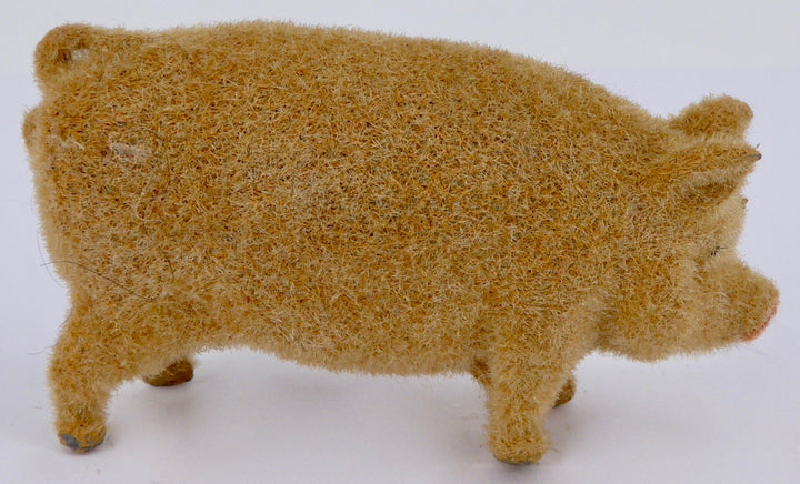 Flocked Barrett & Sons pig