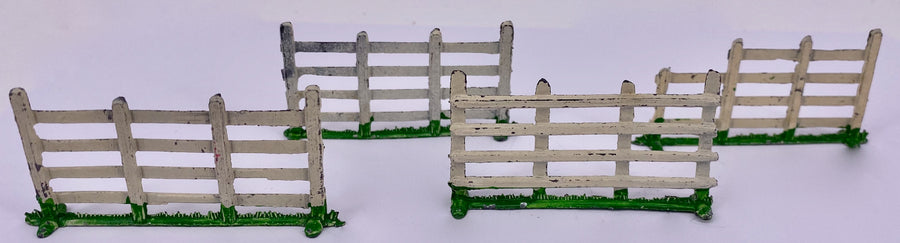 Cherilea picket fence, four sections