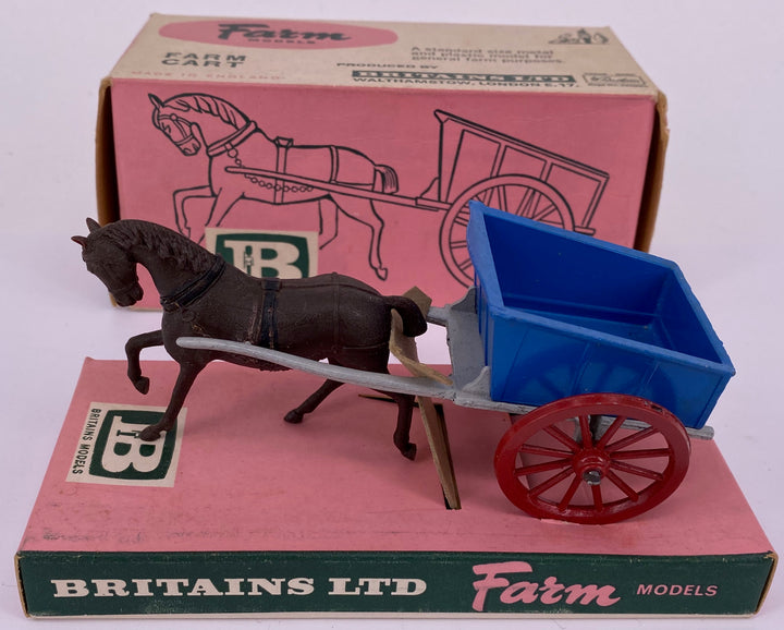 Britains Farm Series farm cart 9500, boxed