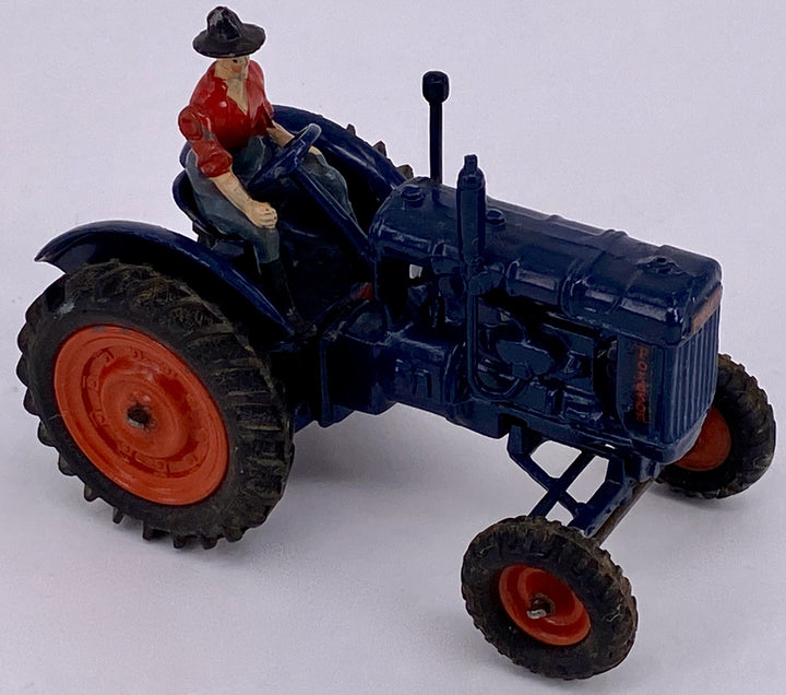 Britains Fordson Major Tractor, rubber tyres