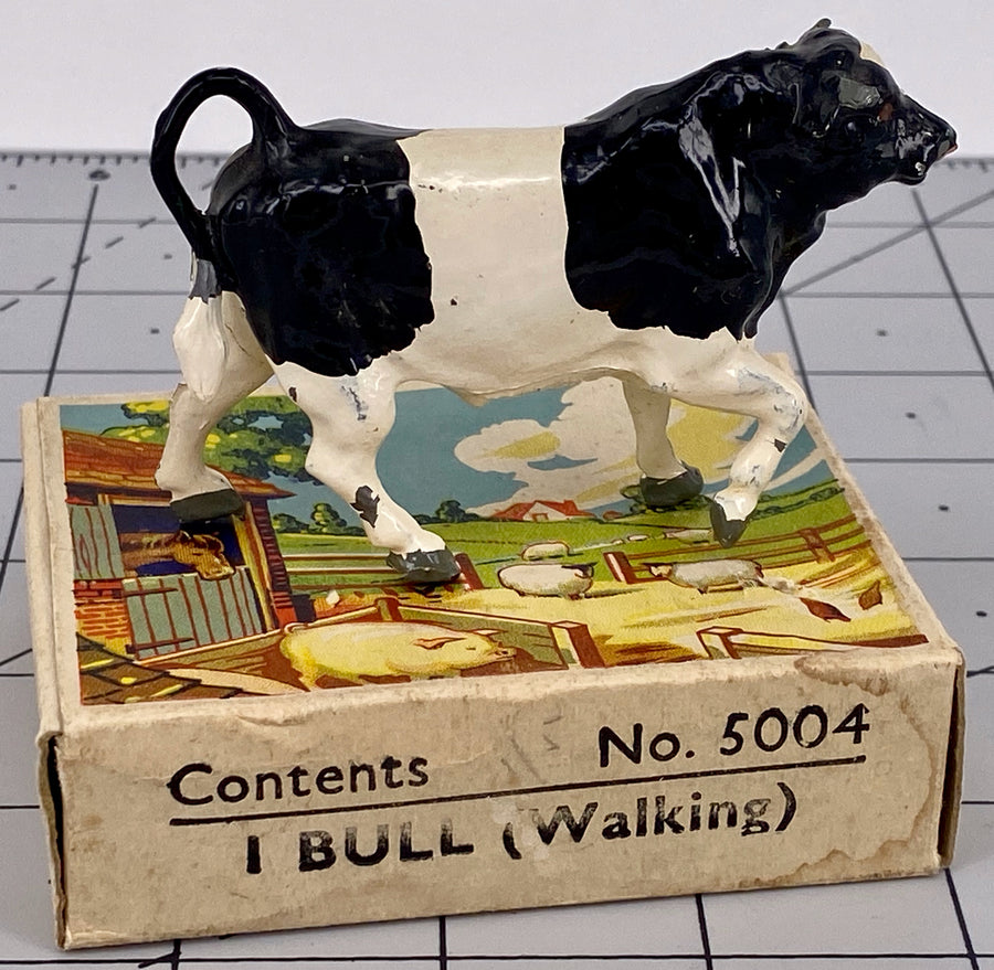 Britains Farm picture pack - bull walking