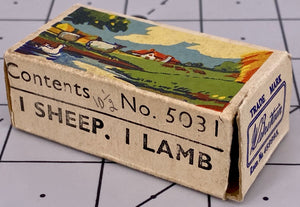 Britains Farm picture pack - sheep and lamb