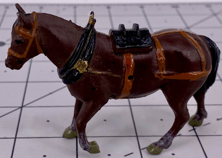 Britains cart horse, brown