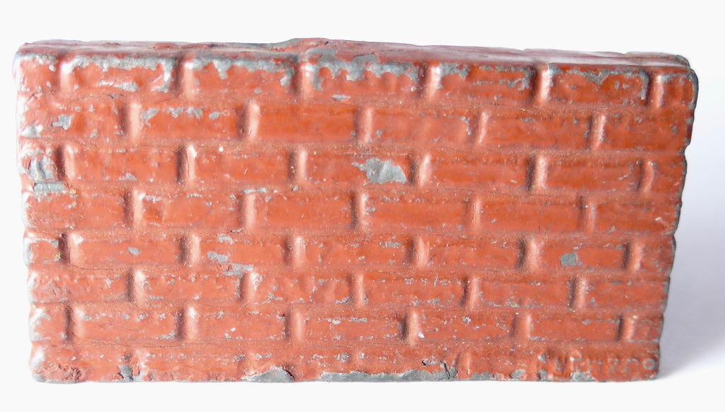 Taylor & Barrett brick wall, red brown