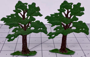 pair of trees